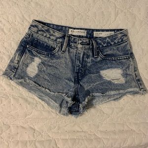 Pacsun Low-Rise Short. Size 24